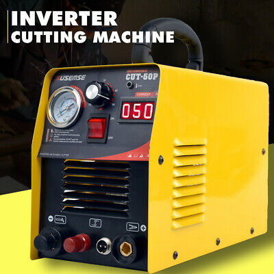 Pilot Arc Electric Air PLASMA CUTTER CUT 50 HF IGBT Cutting Power Up To 14 Mm • 175£