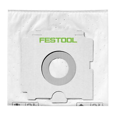 Festool SC FIS-CT SYS/5 Self Clean Filter Bag Pack Of 5 • 22.95£