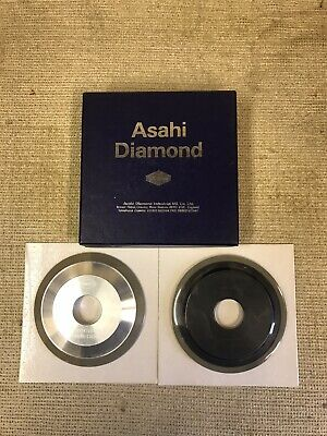2 X Diamond Grinding Wheels PLEASE SEE DESCRIPTION FOR PRODUCT CODE • 60£