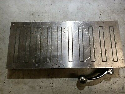 Machinist Magnetic Plate • 150£