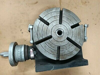 Excel 10 Inch Machinist Rotary Table • 500£