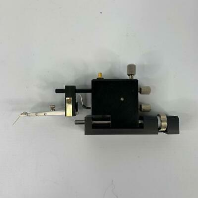 Micropositioner Micromanipulator For Probing Station Set Of 4 Semiconductor Test • 750£