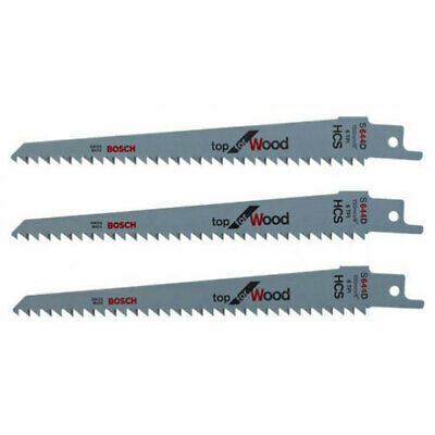 Bosch Genuine Recipro Saw Blades For KEO Garden Saws Pack Of 3 • 14.95£