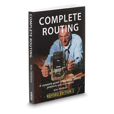 Trend Complete Routing Book • 29.95£
