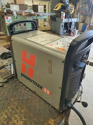 Hypertherm Powermax 85 Plasma Cutter • 2,900£