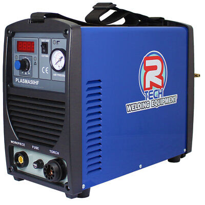 Plasma Cutter R-Tech P50HF 24mm Cutting - FREE Consumables Kit Worth £84 • 774£