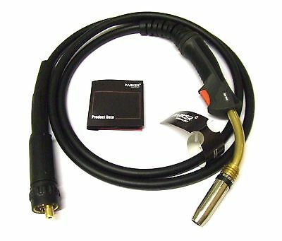 MB36 3, 4 Or 5 Metre Euro Mig Torch Parker Technology  • 71£