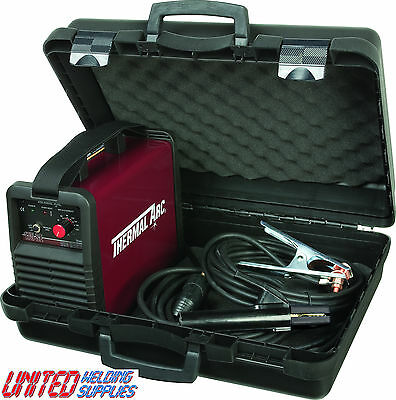 THERMAL ARC 175 SE STICK / MMA / ARC /LIFT TIG WELDER 240V INVERTERHere Is Your  • 279£