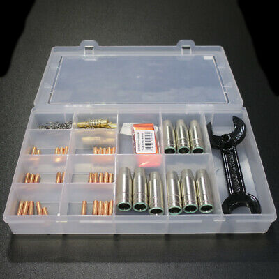 Professional Boxed MB 15 Mig Torch Spares Kit (10) • 60£