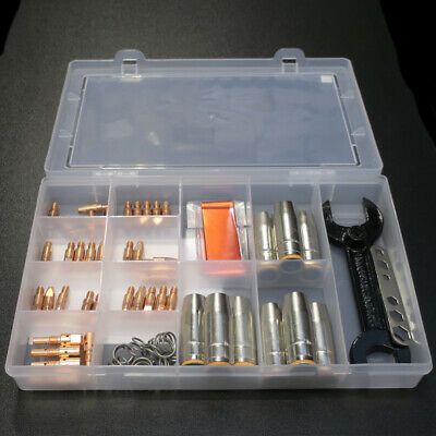 Professional Boxed MB 25 Mig Torch Spares Kit (9) • 65£