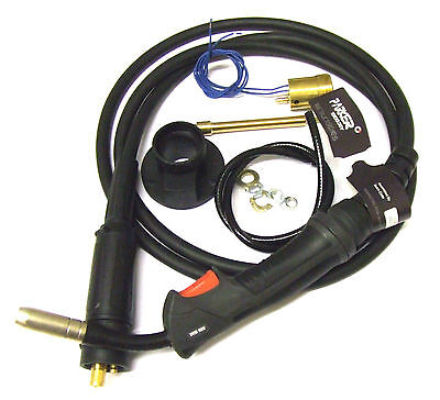 MB15 3M Or 4M MIG WELDING TORCH EURO FITTING LANCE C/W MINI MIG CONVERSION KIT   • 53£