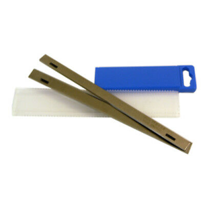 260 X 18 X 3mm Slotted HSS Resharpenable Planer Blades 1 Pair  • 31.90£