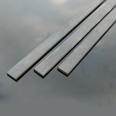 Carbon Fibre Square Sheets Length 200mm To 400mm X 0.5mm To 2mm Width • 24.40£