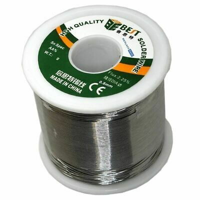 Best Professional Electrical Soldering Tin Wire DIA 0.8mm 800g Sn 45% 2.25 Flux • 20£