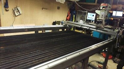 Plasma Cutting Beds Made To Order  • 250£