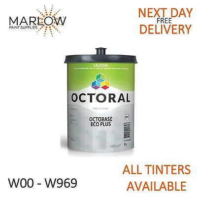 Octoral Eco Plus Water Based Basecoat Tinters - All Tinters Available • 125.68£
