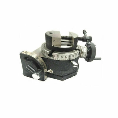 Tilting Rotary Table 3 /75 Mm With 3 /75 Mm Rotary Vice • 89.99£