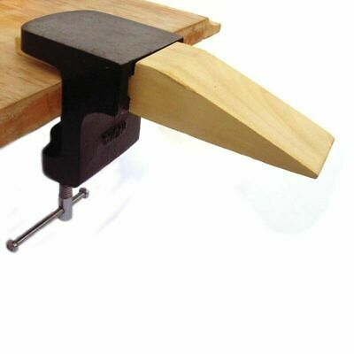Jewelers Bench Anvil Pin Clamp Mounting Holder For Jewelers • 32.99£