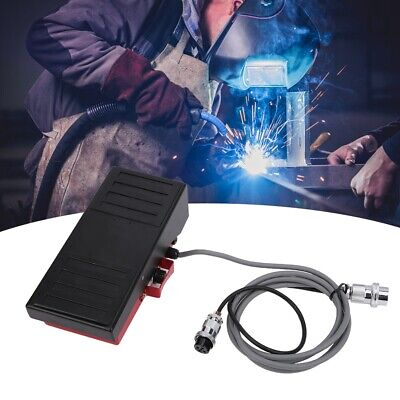 Foot Pedal On-off Magnetic Controller For Welding Machine FX-48 4Pin Hot • 129.99£