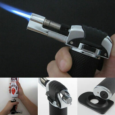 Refillable Butane Gas Micro Blow Torch Lighter Welding Soldering Brazing Tools • 7.48£