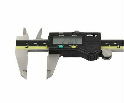 New Mitutoyo 500-196-20/30 150mm/6  Absolute Digital Digimatic Vernier Caliper • 36.99£