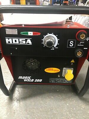 Mosa Magic Weld 200 • 2,280£