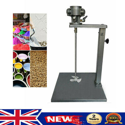 Pneumatic Paint Mixing Tool Blender Stirrer 1/4HP 20L Tank Mix Capacity W/ Stand • 138£