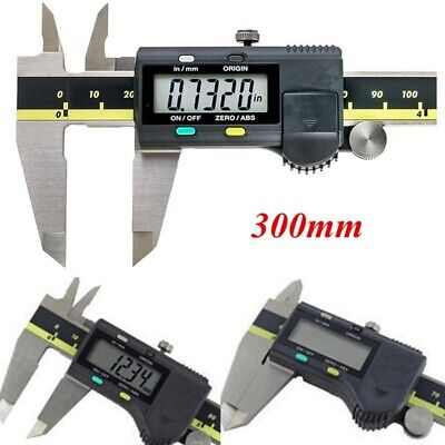 0-12 / 0-300mm Absolute Digimatic Caliper Mitutoyo 500-193 NEW 0.0005 /0.02 • 69.99£