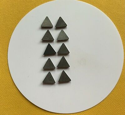 Tpun160308-carbide Turning & Milling Inserts Qty 10 • 12£