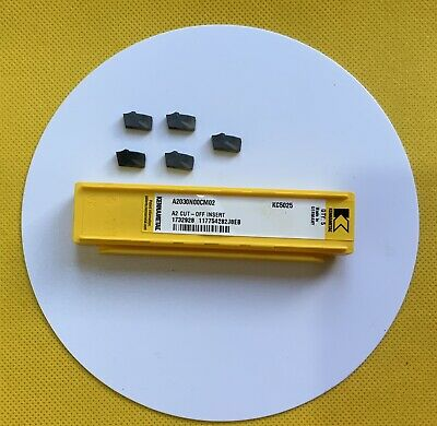 A2030n00cm02-kc5025-new Parting-off Inserts-kennametal. • 16£