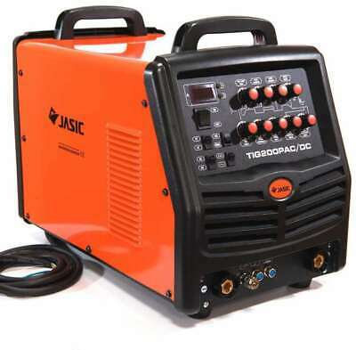 Jasic ** TIG 200P AC/DC Analog ** Pro TIG / MMA Process Inverter Welder • 906£