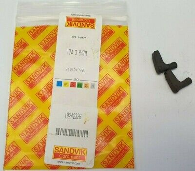 2x Sandvik Coromant 5757760 Insert Lever For Indexable Turning Tools 174.3-847M • 19.55£