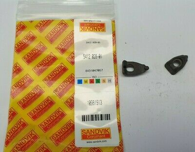 Pack Of 2 Sandvik Coromant 5412 028 Clamp For Indexables 5412 028-01 • 22.34£
