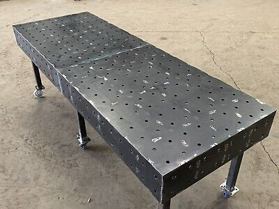 Welding Fabrication Fixture Table - 1200 X 840 (M16 100*100) Metal Fabrication • 599£