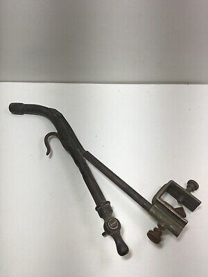 Old Industrial Decorative Brass Gas Torch • 26£
