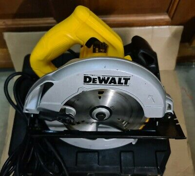 DeWalt 1350W 184mm Circular Saw 240V • 70£