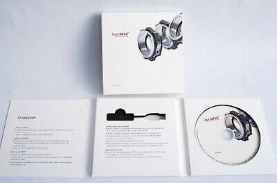 SCANLAB LaserDESK CD Software Without Dongle • 37£