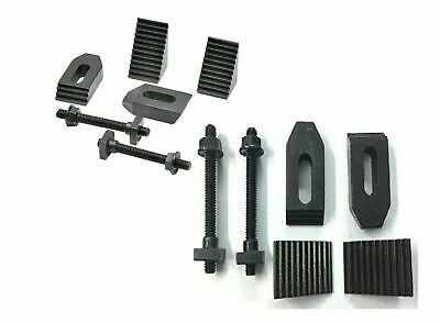 Set Of M6 & M8 Clamping Kit Suitable For Rotary Table 3  & 4  / Hv4 & Hv6 • 47£