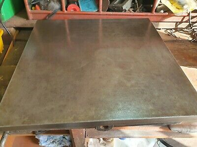 Surface Plate 18  X 18  • 125£