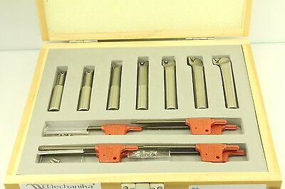 FP BJ12B, 12mm Insert Type 7 Pieces Quality BORING Bar TOOLBIT SET 6-32mm Boxed  • 195£