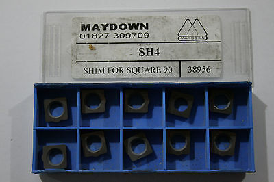 Maydown Carbide Insert - SH4 SHIM FOR SQUARE 90 • 25.75£