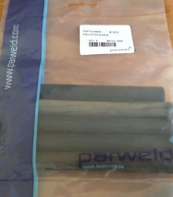 Parweld Insulation Sleeve Part Number B1502 For Sb140a Air Cooled Mig Torch X 5 • 8.99£