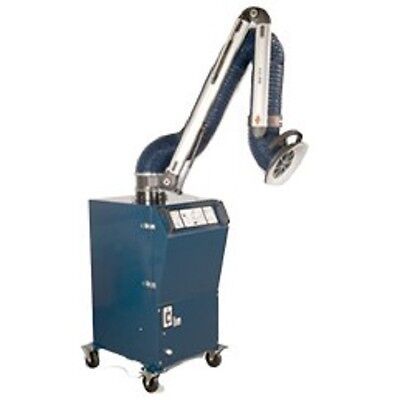 MOBILE FUME EXTRACTION SYSTEM 2M Arm • 2,700£