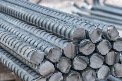 Rebar Concrete Reinforcing Steel  T10, T12, T16 Rods Setting Out Pins 600mm • 26£
