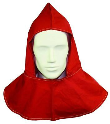 Langley Branded FLAME-RETARDANT HOOD For Welding / Blacksmith • 7.50£