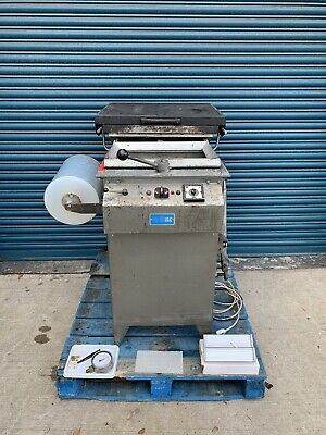 Parnavac Vacuum Forming Machine Vac Former Thermoforming Packing Industrial EDL • 1,850£
