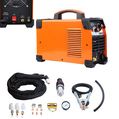 40W Air Plasma Cutter 50A Inverter Electric Air Plasma Cutting Machine 1-12mm • 160.64£
