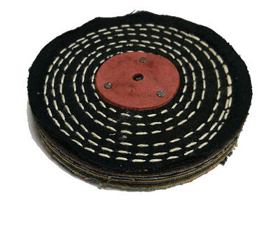 5'' Metal Polishing Cotton Buffing Wheel, Polishing Wheel, Polishing Buffs Mops  • 3.99£