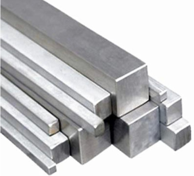 ALUMINIUM SQUARE BAR - Various Lengths And Sizes Available • 8.88£