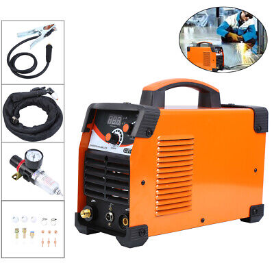 220V Plasma Cutter Welding 10-50A Inverter DIGITAL & Accessories 1-12mm Cutting • 165.04£